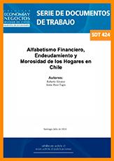 Alfabetismo Financiero, Endeudamiento y Morosidad de los Hogares en Chile
